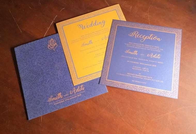 Standard Invitation Multiple Inserts